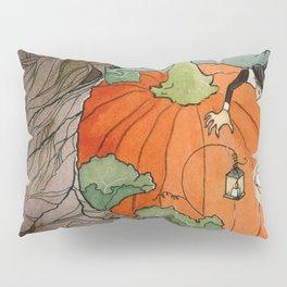 Peter the Pumpkin Eater Pillow Sham