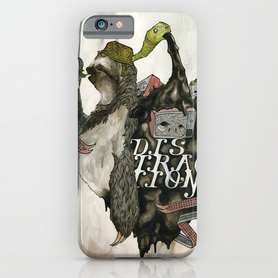 The Sloth iPhone & iPod Case
