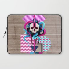 BeautifulDecay II Laptop Sleeve