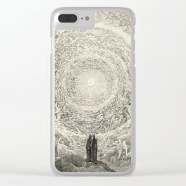 Canto XXXI Clear iPhone Case