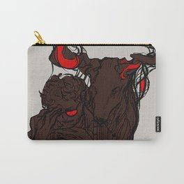 drunk and driven by a devil's hunger Carry-All Pouch