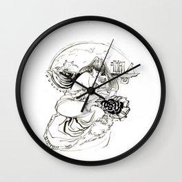 KT HOLLYWOOD Wall Clock
