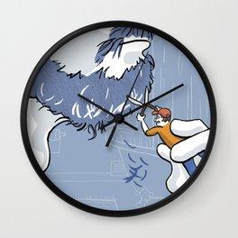Trimmer Wall Clock