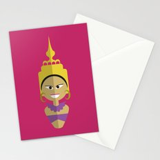 Thai Doll Stationery Cards