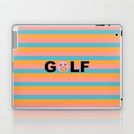 golf tritone Laptop & iPad Skin