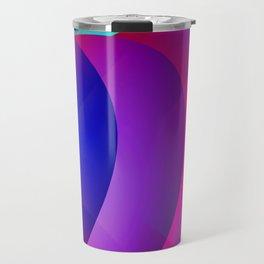 pattern and color -02- Travel Mug