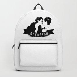 alt er love Backpack