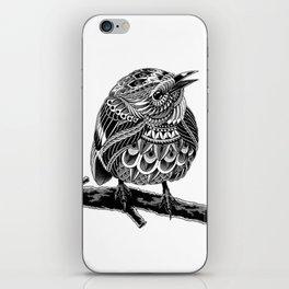 Prairie Warbler iPhone Skin