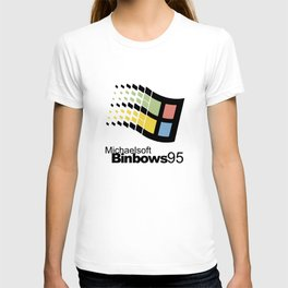 Specific Lads Binbows science t-shirts T-shirt