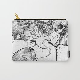 A Heavy Heart Carry-All Pouch