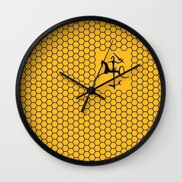 Beehive Knight Wall Clock