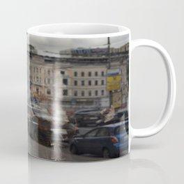 Moscow Opera Reflected Coffee Mug
