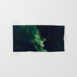 Witch Head Nebula Hand & Bath Towel