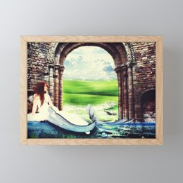 Beloved Bride Framed Mini Art Print