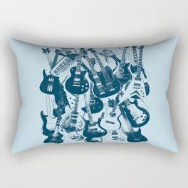 Not a Guitar Solow Rectangular Pillow