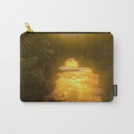 Sunset in Natural Bridge Carry-All Pouch