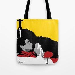 Against All Odds - Ayrton Senna Tote Bag