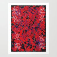 Dissemination / Pattern #4 Art Print