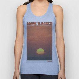 Mark 'O' Barco - Sunset Unisex Tank Top