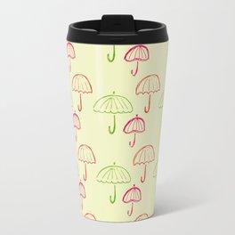 Happy Umbrella Travel Mug
