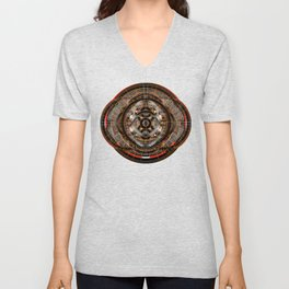 The Resonant Frequencies of Hell Unisex V-Neck