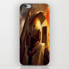 Epic Halo Spartan iPhone & iPod Skin