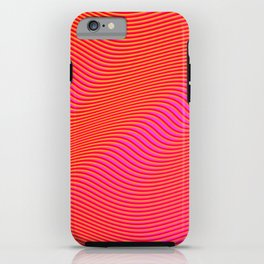 Fancy Curves iPhone Case