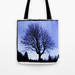 WinterMorning Tote Bag