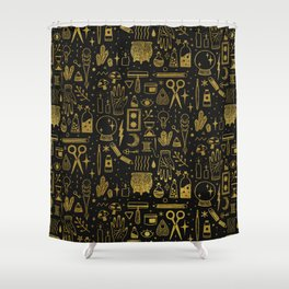 Make Magic Shower Curtain