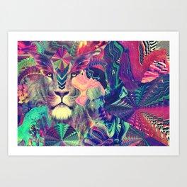 Raion Art Print