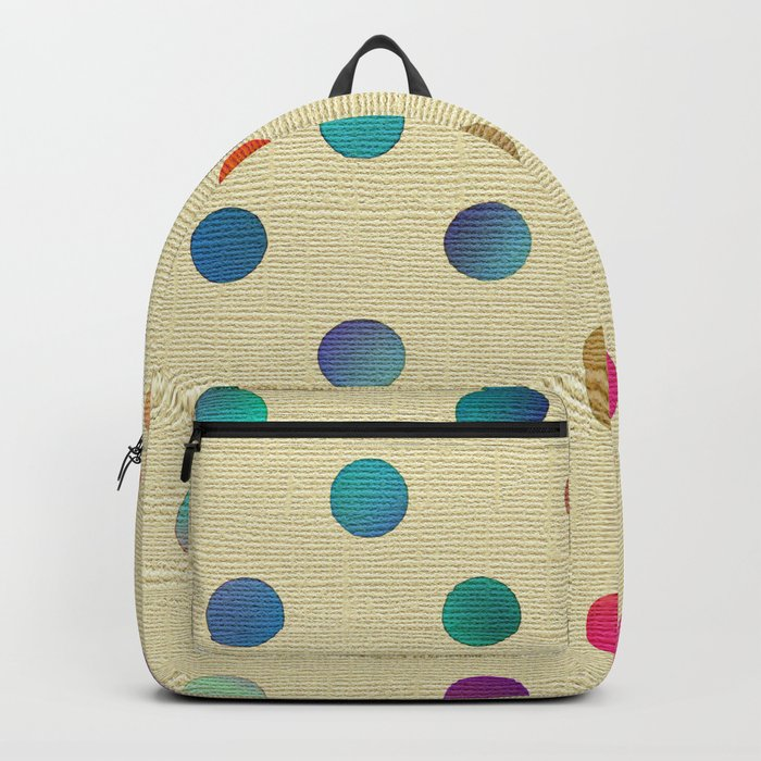 Sweet Dots Backpack