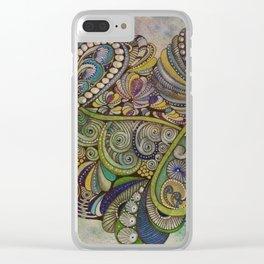 Loop da Loop Clear iPhone Case