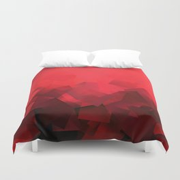 Cubism Abstract 192 Duvet Cover