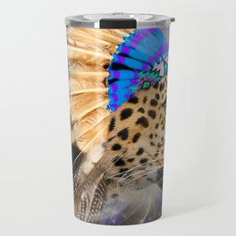 Fight For What You Love (Chief of Dreams: Leopard) Tribe Series Travel Mug