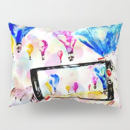 Fly with me Pillow Sham