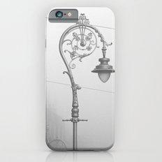 Dublin street lamp in the fog Slim Case iPhone 6s