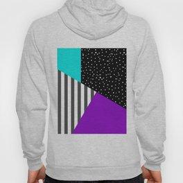 Geometric patchwork 6 Hoody