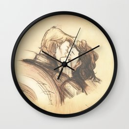 It Might Have Been - [Cap x Peggy] Wall Clock