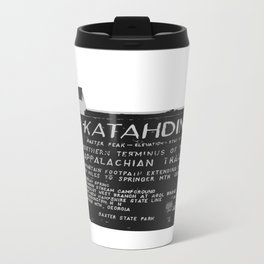 To Katahdin Metal Travel Mug