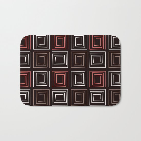 "Art Deco ""Diva "" Bath Mat"