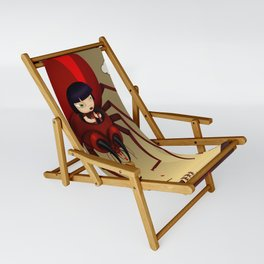 Travel by Spider Sling Chair