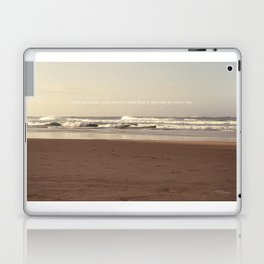 He is no fool who gives what he cannot keep to gain what he cannot lose. Laptop & iPad Skin