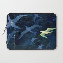 The Wanderers (detail) Laptop Sleeve