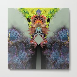 floral miracle Metal Print