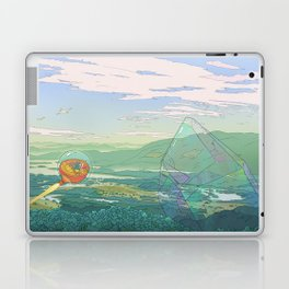 Giant Crystal Laptop & iPad Skin