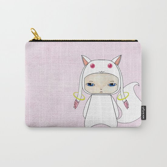 A Boy - Kyubey Carry-All Pouch