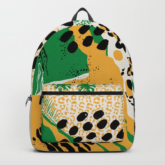 wild cats Backpack