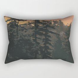 Kawartha Highlands Provincial Park Rectangular Pillow