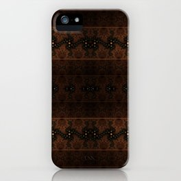 Fractal Art by Sven Fauth - Dance of the Dragons iPhone Case