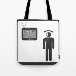 eye tuned Tote Bag